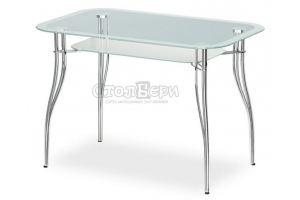 Стол Стеклянный Феникс мини - Мебельная фабрика «СтолБери»