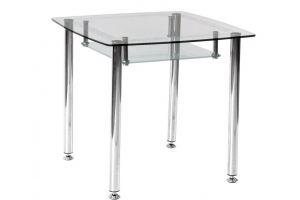 Стол стеклянный Квадрат - Мебельная фабрика «Алекс-Мебель»