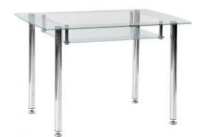 Стол стеклянный Маэстро - Мебельная фабрика «Алекс-Мебель»