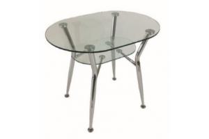 Стол стеклянный Неаполь - Мебельная фабрика «Юлдуз»
