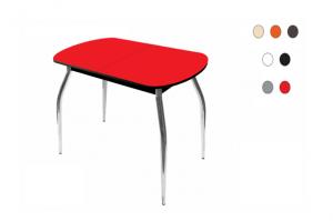 Стол стеклянный однотонный - Мебельная фабрика «АверсПлюс»