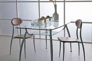 Стол стеклянный прямоугольный - Мебельная фабрика «Эсси»
