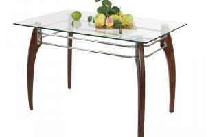 Стол стеклянный Сафари - Мебельная фабрика «GlassArt»