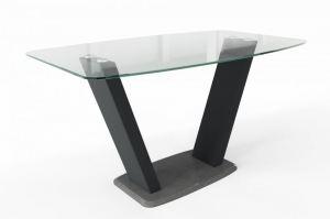 Стол стеклянный Вегас венге - Мебельная фабрика «Prime Mebel Group»