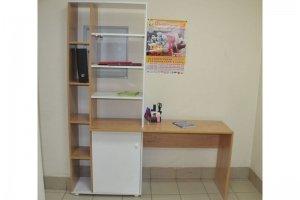 Стол- стеллаж - Мебельная фабрика «Миссия»