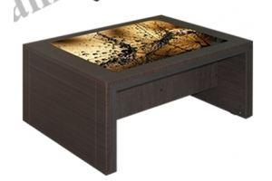 Стол трансформер-3 с фотопечатью - Мебельная фабрика «ВиТа-мебель»