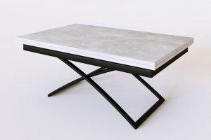 Стол трансформер Адамелло - Мебельная фабрика «IN-TERRO»