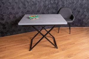 Стол-трансформер Compact Grigio/S53 - Мебельная фабрика «Левмар»