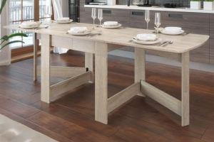 Стол-трансформер обеденный - Мебельная фабрика «Алсо»
