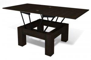 Стол трансформер С 08 венге - Мебельная фабрика «Порта»