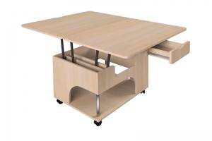 Стол-трансформер Степ - Мебельная фабрика «Ивару»