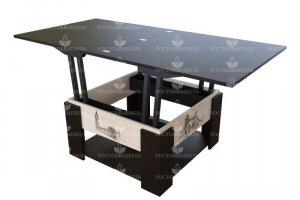 Стол-трансформер СЖ-3.1 - Мебельная фабрика «Росток-мебель»