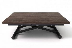 Стол трансформер Винтаж темный - Мебельная фабрика «IN-TERRO»