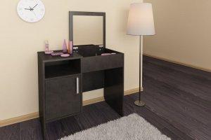 Стол туалетный с откидным столом - Мебельная фабрика «Трио мебель»