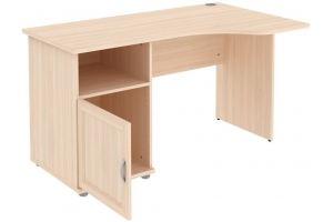 Стол угловой с тумбой Г776 05 - Мебельная фабрика «Уют сервис»