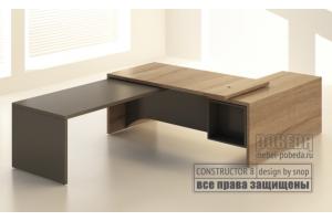 Стол в кабинет руководителя - Мебельная фабрика «Победа»