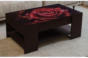 Стол журнальный 12 Ф1 - Мебельная фабрика «Мир Мебели»