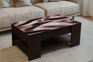 Стол журнальный 12 Ф3 - Мебельная фабрика «Мир Мебели»