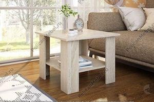 Стол журнальный Агат квадратный - Мебельная фабрика «Пеликан»