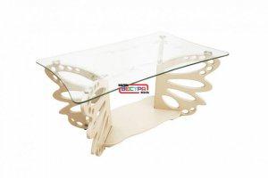Стол журнальный Бабочка светлый - Мебельная фабрика «Вестра»
