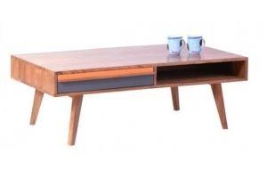 Стол из дерева журнальный Блис - Мебельная фабрика «WOODGE»