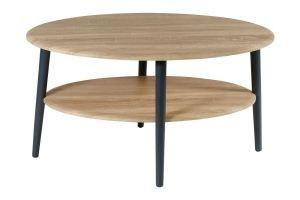 Стол журнальный Эль СЖ-01 дуб сонома - Мебельная фабрика «Мебелик»
