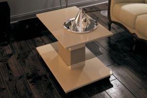 Стол журнальный глянец Bergamo 1 - Мебельная фабрика «Квадро-М»