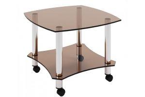 Стол журнальный Каллисто 2 - Мебельная фабрика «МСТ. Мебель»