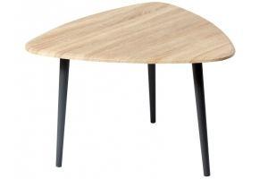 Стол журнальный Квинс дуб/сонома - Мебельная фабрика «Мебелик»