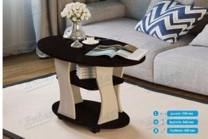 Стол журнальный Лайма - Мебельная фабрика «Январь»
