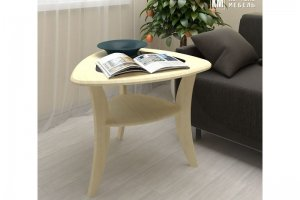 Стол журнальный Лотос-5 - Мебельная фабрика «Кортекс-мебель»