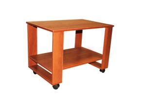 Стол журнальный на колесиках - Мебельная фабрика «Мебельторг»