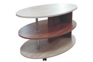Стол журнальный на колесиках - Мебельная фабрика «Мебель Эконом»