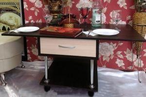 Стол журнальный Норд - Мебельная фабрика «ВикО Мебель»