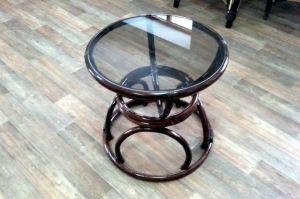 Стол журнальный Песочные часы - Мебельная фабрика «Плетеная Мебель»