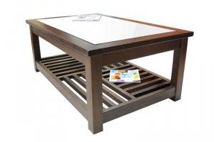 Стол журнальный прямоугольный - Мебельная фабрика «WoodCraft»