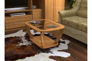Стол журнальный прямоугольный - Мебельная фабрика «СлавМебель»