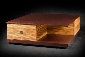 Стол журнальный с ящиками Скатола - Мебельная фабрика «Винтер-Мебель»