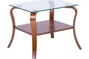 Стол журнальный Шарм вишня - Мебельная фабрика «Мебелик»
