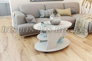 Стол журнальный Статус 1 - Мебельная фабрика «BTS»