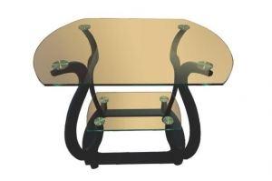 Стол журнальный стеклянный - Мебельная фабрика «Мебель Эконом»