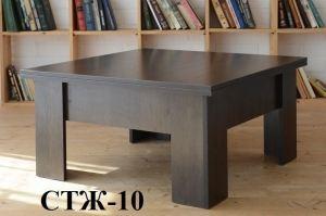 Стол журнальный раскладной СТЖ 10 - Мебельная фабрика «Мульто»