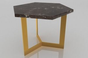 Стол журнальный T6 - Мебельная фабрика «HASTA»