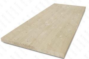 Столешница деревянная прямоугольная АВ - Оптовый поставщик комплектующих «БРУС-ОК»