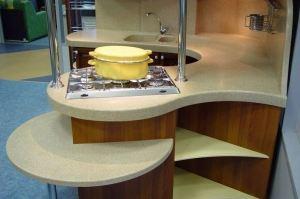Столешница для кухни 002 - Оптовый поставщик комплектующих «Лайтформ»