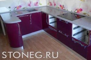 Столешница для кухни 003 - Оптовый поставщик комплектующих «ГЕРМЕС»