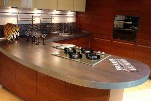 Столешница для кухни 004 - Оптовый поставщик комплектующих «Лайтформ»