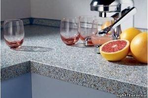 Столешница для кухни 006 - Оптовый поставщик комплектующих «Лайтформ»
