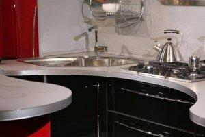 Столешница для кухни 007 - Оптовый поставщик комплектующих «Лайтформ»