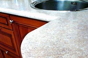 Столешница для кухни 010 - Оптовый поставщик комплектующих «Лайтформ»